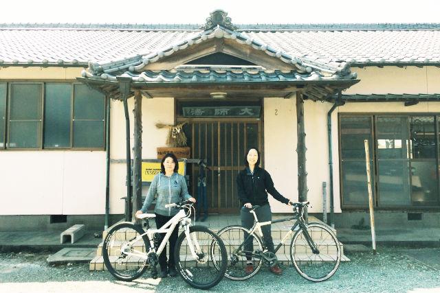 【三重・多気町・レンタサイクル】農家のお弁当付き、自転車ピクニックツアー(4時間)