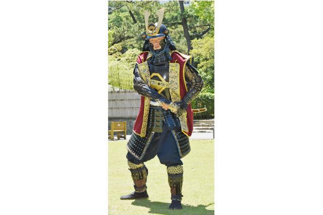 【和歌山・コスプレ体験】時代衣装着付体験(甲冑)3時間