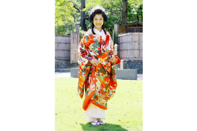 【和歌山・コスプレ体験】時代衣装着付体験(姫様)3時間
