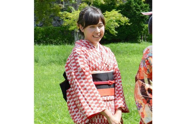 【和歌山・コスプレ体験】時代衣装着付体験(腰元)3時間