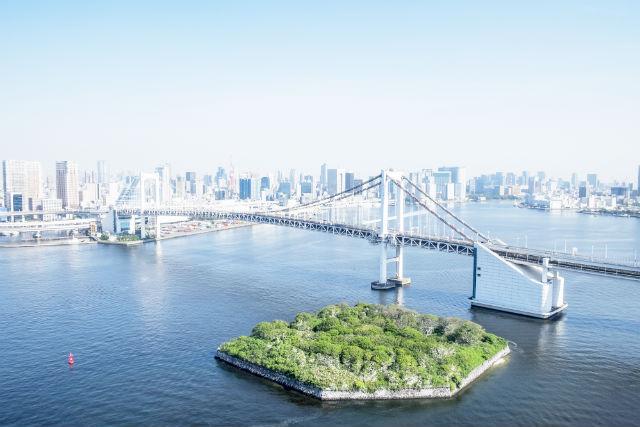 【東京・新木場・ヘリコプター遊覧】空から東京を見てみよう!山手線ツアー