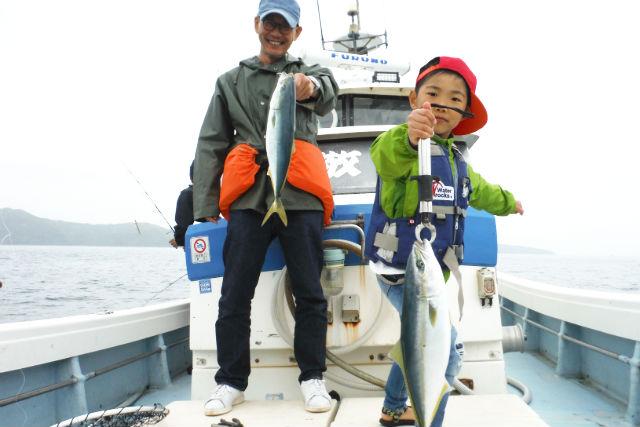 【大分・海釣り体験】初心者から経験者まで楽しめる!バーチカルゲーム(8時間)