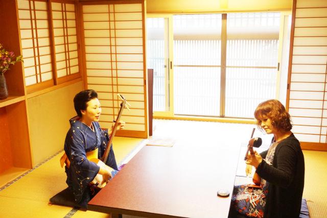 【福井・小浜・伝統文化体験】英語対応可能!芸妓体験プラン(約60分)