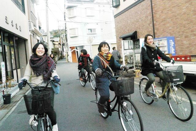 【兵庫・家島・レンタサイクル】 ワンダーランドいえしまを電動アシスト自転車で満喫!