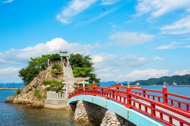 【兵庫・家島・ガイドツアー】漁師の島を歩く!坊勢島(ぼうぜじま)散策コース