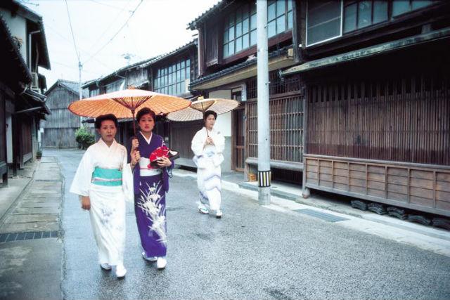 【福井・小浜・伝統文化体験・着物レンタル】英語対応OK!着付け&着物で散策