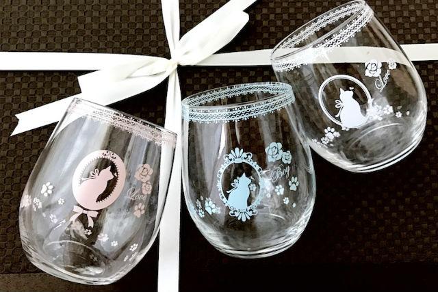 【神奈川・横浜・ポーセラーツ】繊細さが魅力!ガラスで作るポーセラーツ