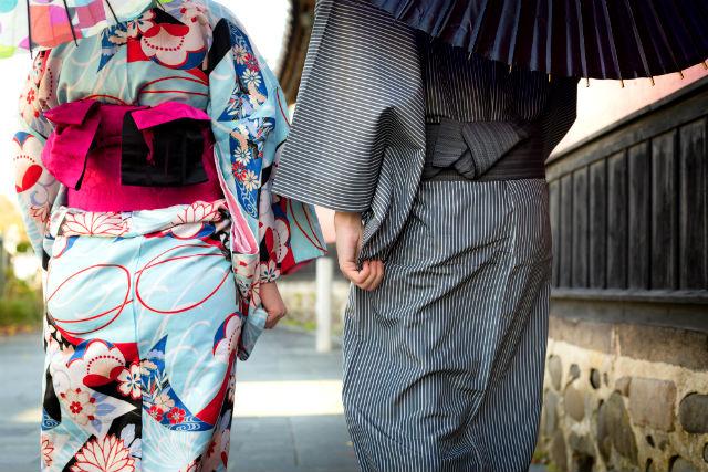 【大分・中津・着物レンタル】着物で中津城下町を散策しよう!(昼食・スイーツ付き)