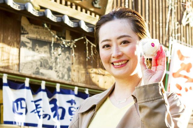 【大分・中津・ガイドツアー】城下町お菓子めぐり!ガイドツアー(試食付き)