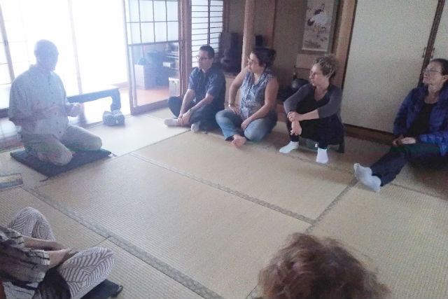 【京都・瞑想体験】京の自然の中で、基本から学べる瞑想体験