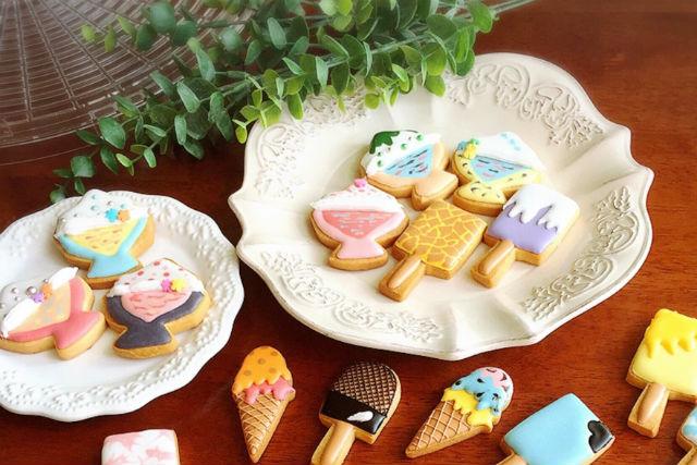 【石川・金沢・お菓子作り教室】可愛くて美味しい!アイシングクッキー作り