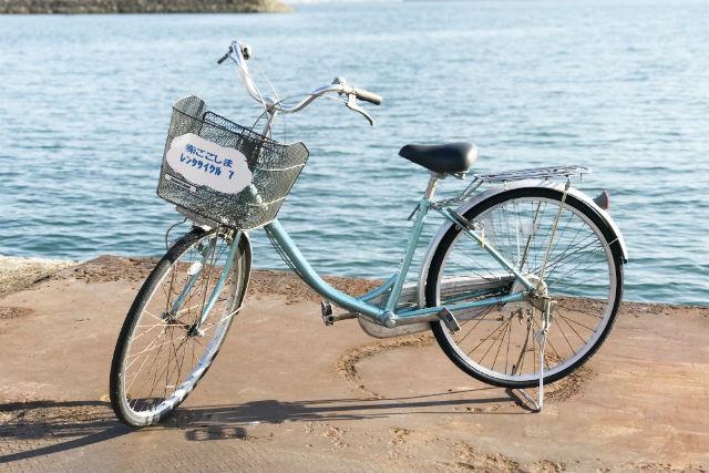 【愛媛・松山・サイクリング】フェリーに乗って島へ行こう!島内を自由にサイクリング