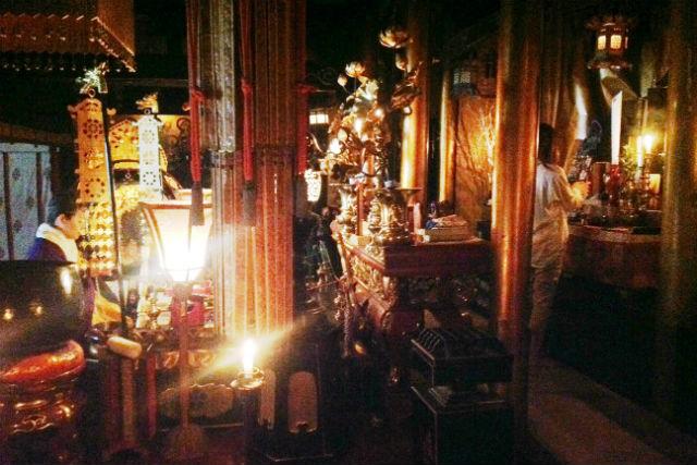【石川・白山・メディテーション】心身共にリフレッシュ!古寺で自分を見つめ直す瞑想体験