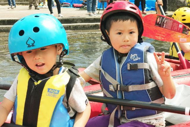 【長野・駒ヶ根市・カヌー】駒ケ根高原の大沼湖でカヌー・SUP体験!