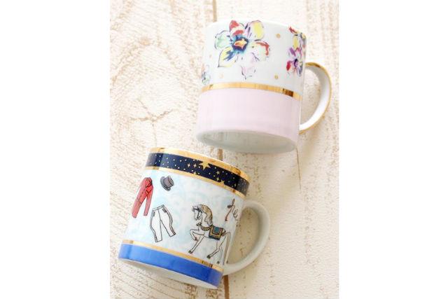 【愛知・名古屋・ポーセラーツ】オリジナルの小物入れorマグカップを作成!ポーセラーツ体験