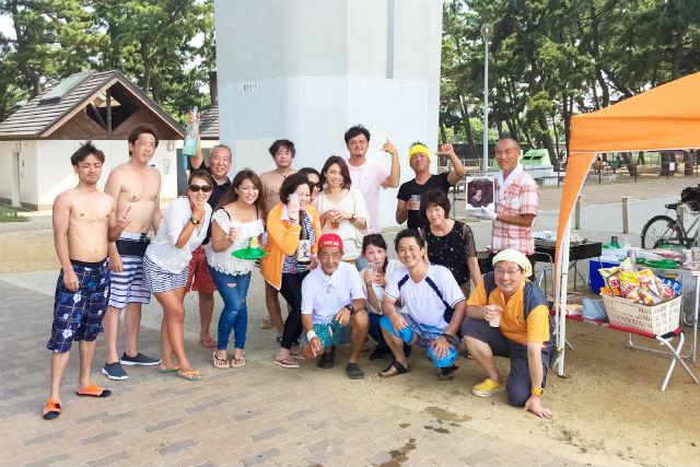 【大阪・ウィンドサーフィン】経験者にオススメ!3回レンタル会員コース