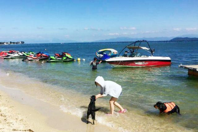 【滋賀・大津・水上バイク】琵琶湖を満喫!マリンジェット体験プラン