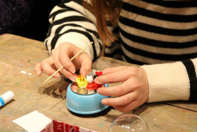 【山梨・オルゴール作り】好きな曲で作ろう!世界に一つのドームオルゴール