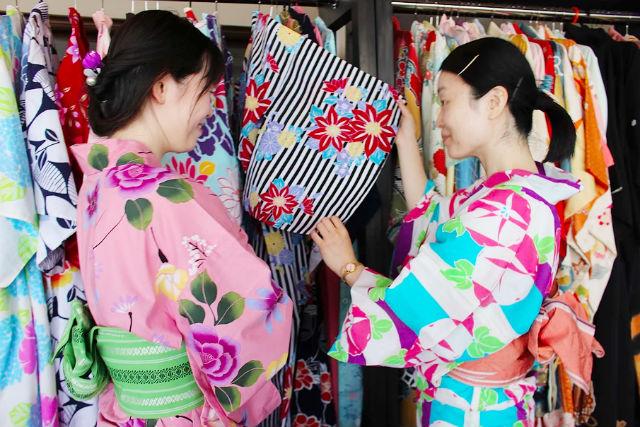 【宮城・松島・浴衣レンタル】松島の絶景を浴衣姿で巡る!浴衣レンタルプラン