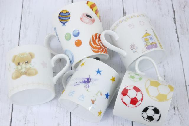 【埼玉・熊谷・ポーセラーツ】マグカップまたは小皿を作る!ポーセラーツ体験