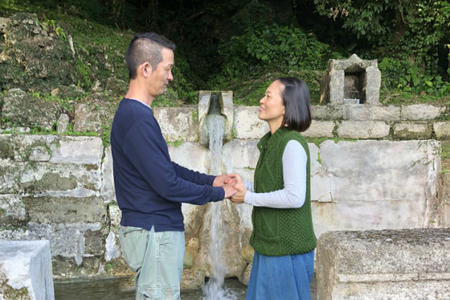 【沖縄・南城市・マインドフルネス】絶景聖地をめぐるカップルセラピー(3時間)