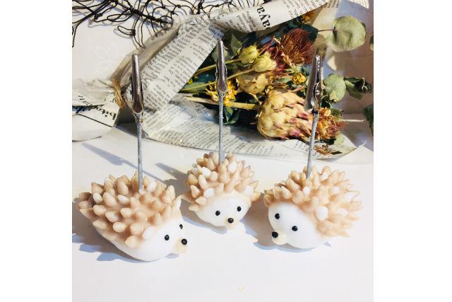 【福岡・手作りキャンドル】粘土感覚で作ろう!手ごねキャンドル作り体験