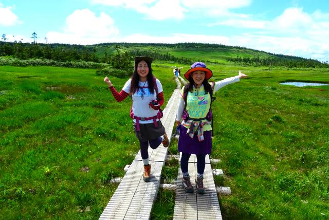【岩手・八幡平・トレッキング】茶臼岳から八幡平頂上を目指すトレッキング(中級~)