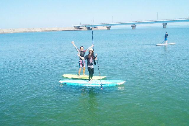 【秋田・SUP】美しい日本海or青い田沢湖でSUP!秋田の大自然で癒しの体験を!