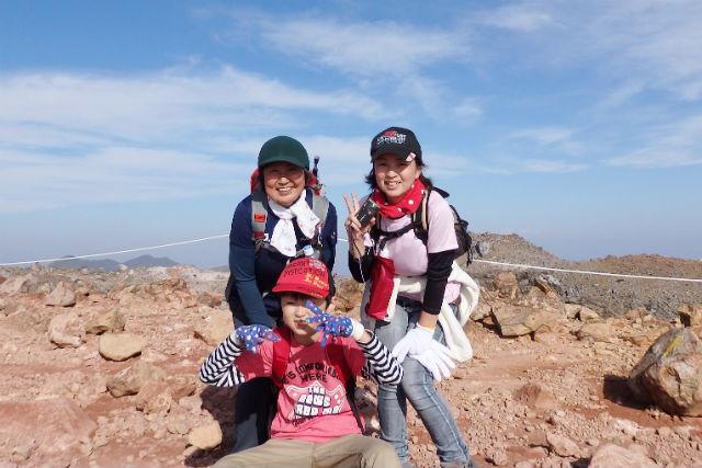 【栃木・那須・トレッキング】日本百名山「茶臼岳」で火山クッキングを満喫!