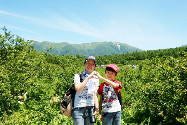【栃木・那須・ハイキング】植物の宝庫を歩こう! 沼ッ原湿原ハイキング