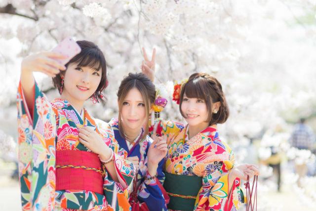 【金沢・着物レンタル】金沢散策におススメ!お得な着物レンタル&着付けプラン