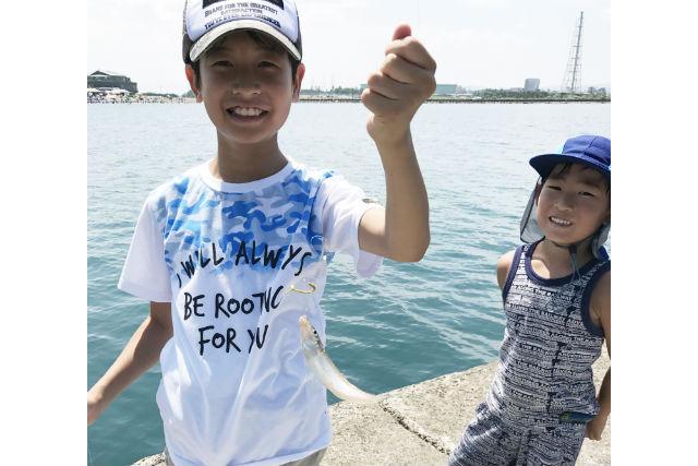 【福井・坂井・海釣り】手ぶらでOK!初めてでも気軽に楽しめる海釣り体験教室