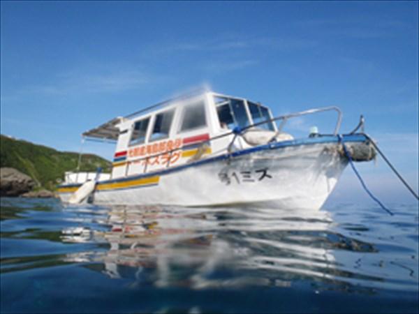 【貸切】家族・友達同士や社員旅行に!美しい海を楽しむグラスボート貸切☆