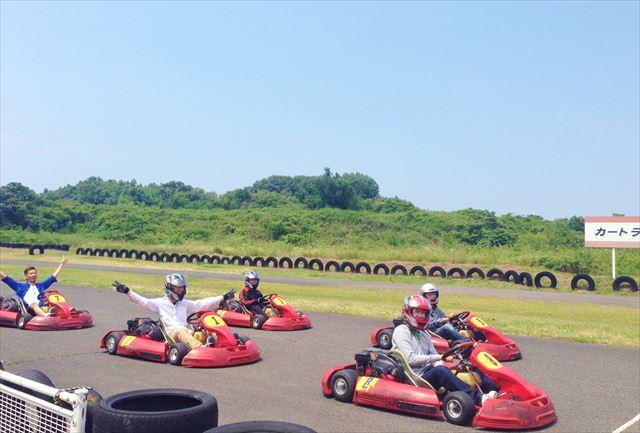 【香川・レンタルカート】5周・10周・30分の選べるコース!レンタルカートで気軽にカートの魅力を体感