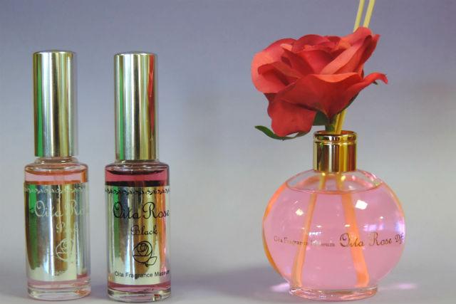 【大分・別府市・調香体験】お気に入りの香りを見つけよう!世界にひとつだけの香水作り
