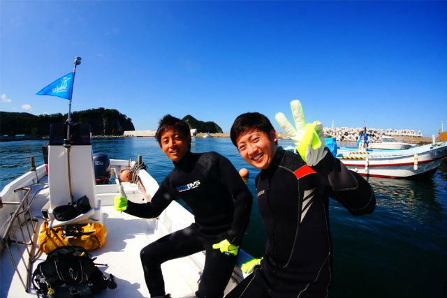 【北海道・クルージング】和船ボートで積丹観光に出発!シャコタンブルーを見に行こう