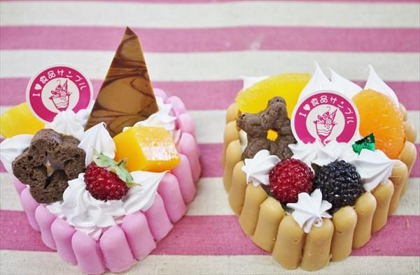 【福岡・食品サンプル作り・土日祝日】かわいいお菓子を作ろう!大人も楽しめるデコレーションプラン