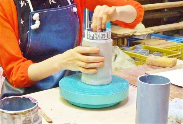 【90分】プロの指導で陶芸の楽しさ発見!手びねり陶芸体験プラン