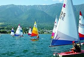 【小型ヨット】初心者歓迎!琵琶湖で楽しむ小型ヨット入門コース