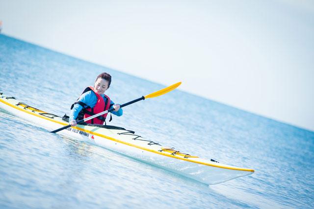【神奈川・逗子・1DAY・カヤック】逗子から葉山、鎌倉までのんびり海上散歩!無人島でランチ!一日満喫カヤックピクニック