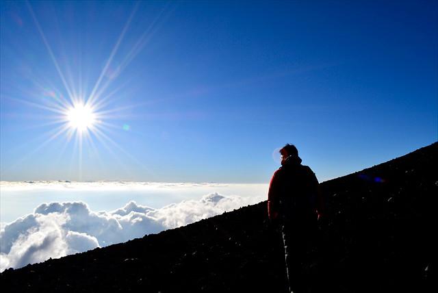 【富士山・その他登山用品レンタル】用具は登山のプロにお任せ下さい!1泊2日登山7点セット★塩飴プレゼント