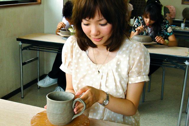京都・清水寺から徒歩5分・手びねり体験(60分)※特典付き