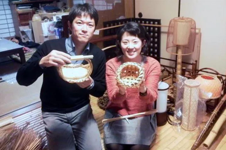 【京都・竹カゴづくり】熟練の職人から教わる伝統の技!京都の老舗で竹カゴづくり体験