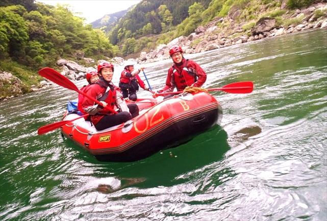 吉野川ファミリーツアー