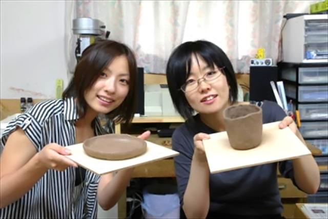 【長野県・信濃町】リゾート地でたった一つの作品づくり。土と戯れる陶芸体験
