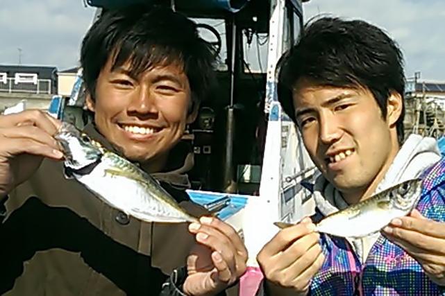 【東京湾・船釣り・半日】人気上昇中のLTアジ。釣り初心者にオススメのプランです