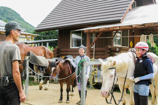【茨城・乗馬】ビギナーさんOK!基本を楽しく学べる馬場内乗馬体験