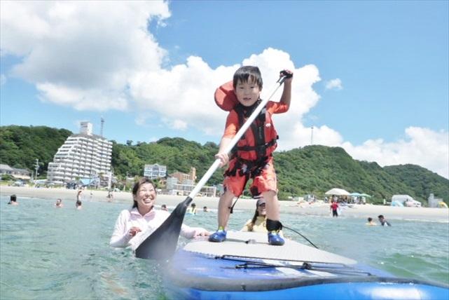 【愛知県大府市・4時間・SUP】南国の雰囲気ただよう南知多の海でSUPを遊びたおそう!