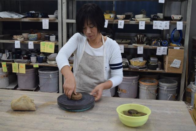 【神奈川・川崎市・陶芸体験】高クオリティで、できあがりが待ち遠しい!湯のみ作り陶芸体験