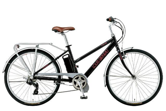 【長野・軽井沢・レンタルサイクル】美的電動自転車で家族サイクリング(LGS-TR2E)